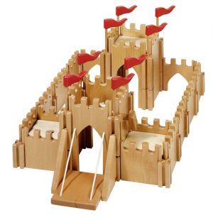 castillo madera holztiger