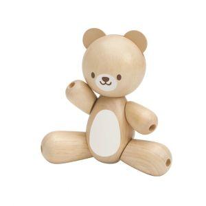 plantoys madera oso