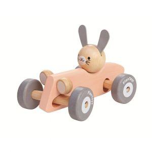 plantoys madera coche de carreras
