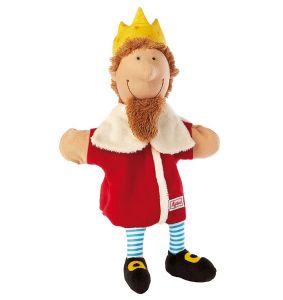 marioneta rey niños