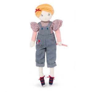 parisinas muñecas trapo  MoulinRoty