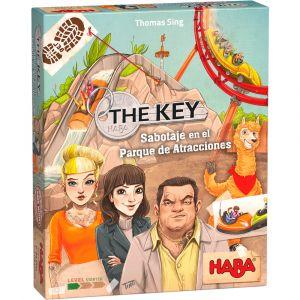 the key juego Haba