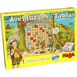 aventura tablas juego haba