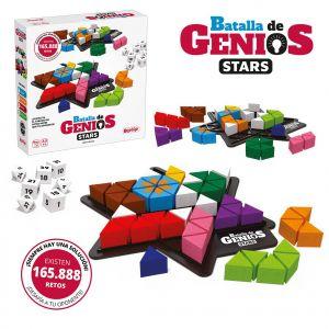 batalla genios stars ludilo