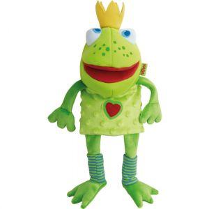 marioneta haba rey sapo