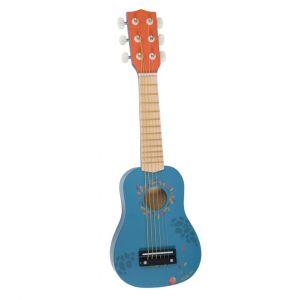 guitarra niños moulin madera