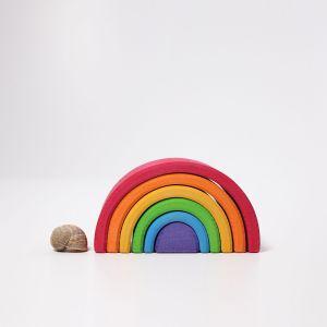 arcoiris grimms pequeño madera
