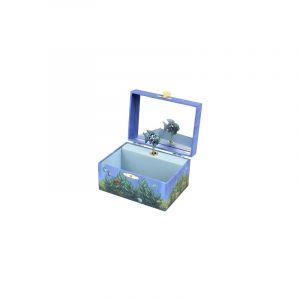caja musical pez arcoíris