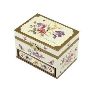 caja musical bailarina trousselier