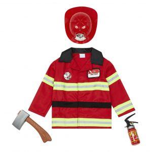 disfraz bombero great pretenders