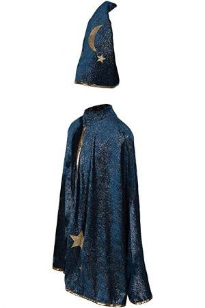 disfraz mago capa sombrero great-pretenders
