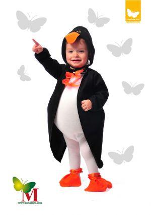 disfraz pinguino movilnen