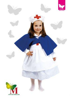 disfraz enfermera vintaje movilnen