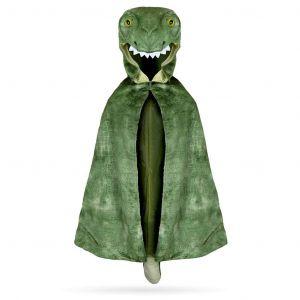 capa t-rex disfraz dinosaurio