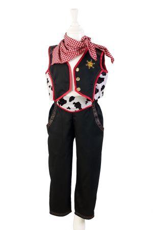 disfraz cowboy sherif baquero lejano oeste