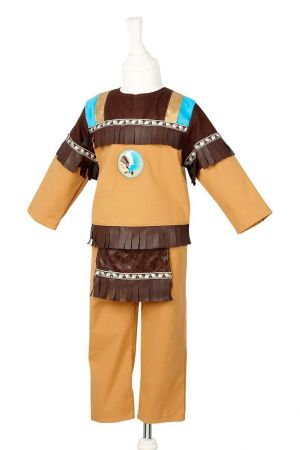 disfraz indio apache