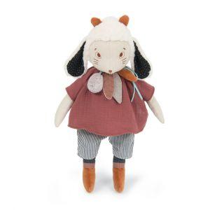 muñeco peluche cordero Moulin Roty
