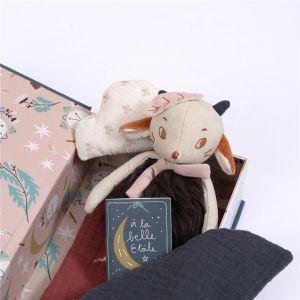 muñeco caja-libro MoulinRoty