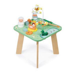 mesa actividades janod madera