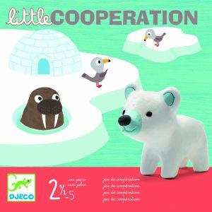cooperacion Djeco juego de mesa