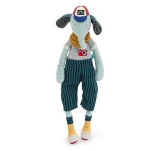 muñeco elefante MoulinRoty