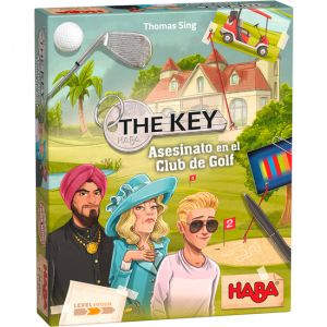deduccion detective theKey HABA