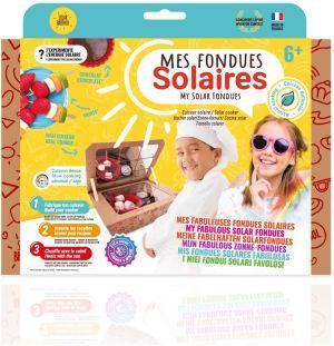 cocina solar fodue