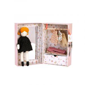 muñecas armario ropas MoulinRoty