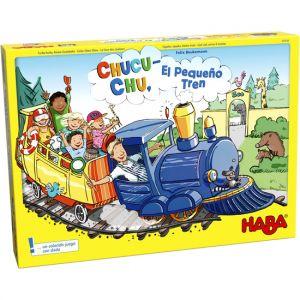 Chucu -chu, El pequeño tren