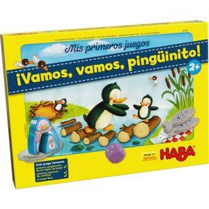 Vamos, vamos, pingüinito!