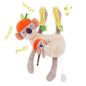 muñeco musical koala moulin roty